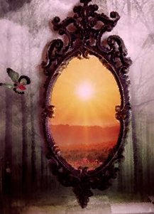 Снятие заговора на любовь в Зеркальном коридоре