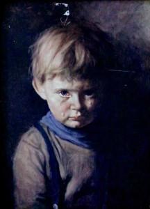 гаввах, демоны, живопись, Иван Грозный, Илья Репин, плачуший мальчик, проклятье