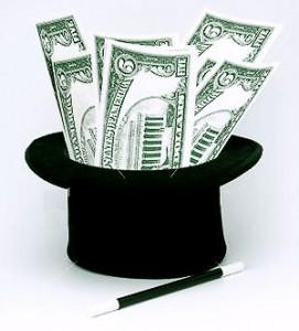 Заговор на деньги, заговор на торговлю и заговор на бизнес