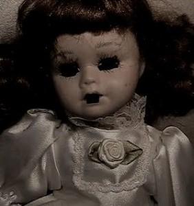 Снятие порчи на бизнес на кукле